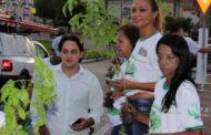 Plante uma Árvore : Secretaria lança campanha para arborizar Cuiabá