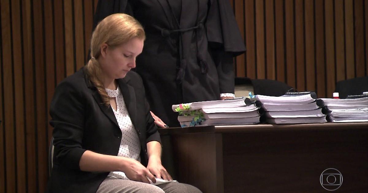 Justiça libera vídeo com trechos de julgamento de mulher que matou e esquartejou o marido