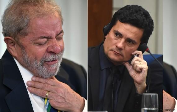 Lula aciona Moro contra filme sobre Lava Jato