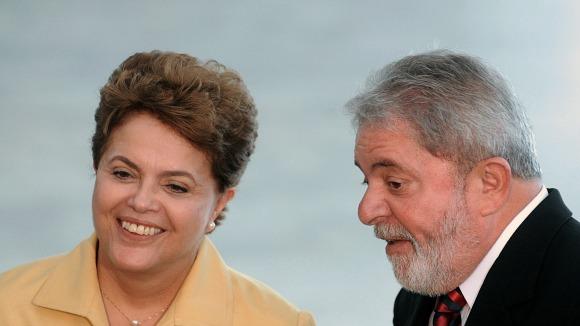 """Lula, Dilma e Ciro vão """"reinaugurar"""" obra entregue por Temer"""
