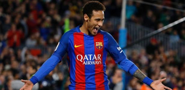 Após golaço, Neymar diz que está em sua melhor temporada pelo Barcelona