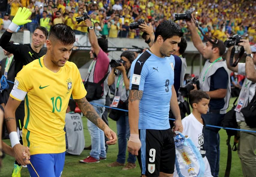 Brasil x Uruguai: o maior clássico dessas eliminatórias que você respeita