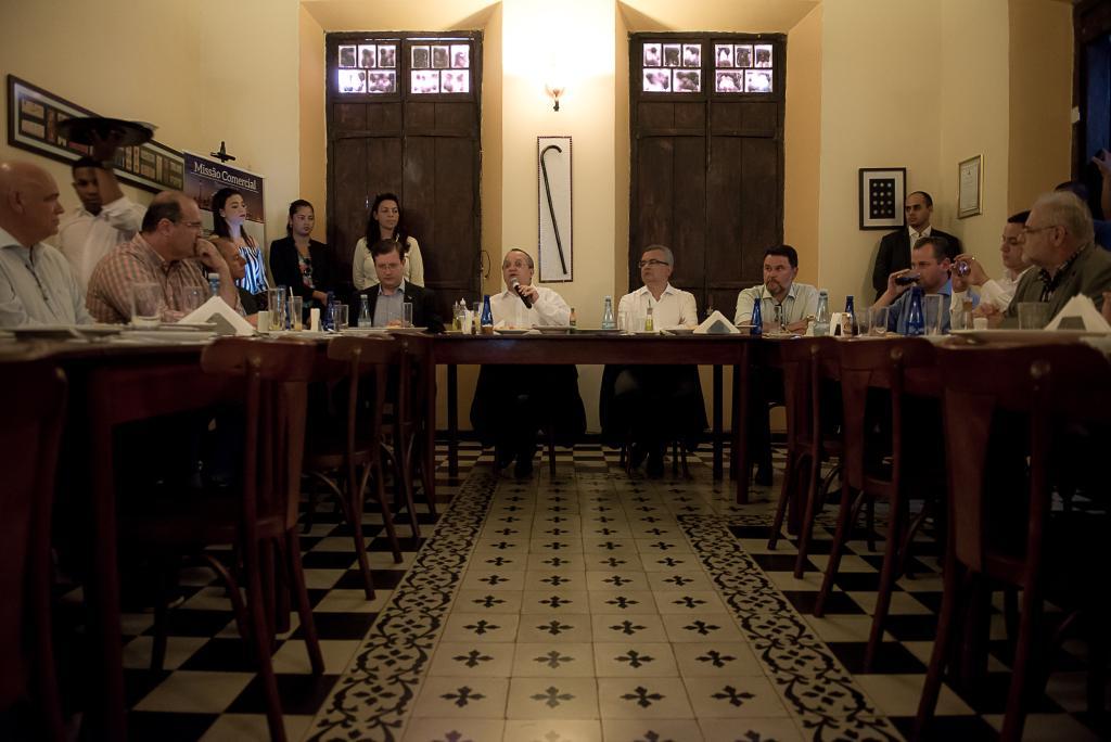 Comitiva mato-grossense vai buscar investimentos internacionais para mineração