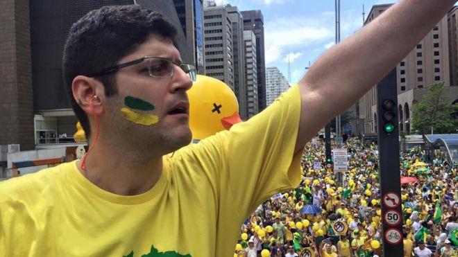 'Nem sempre o que é popular é o melhor para o país', diz líder do Vem pra Rua sobre reformas de Temer