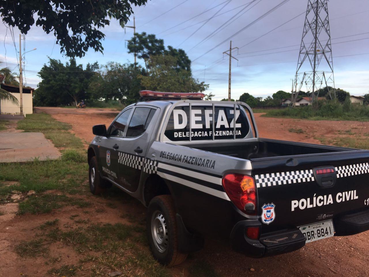 Polícia Civil deflagra operação para apurar corrupção de servidores e contribuintes de Várzea Grande