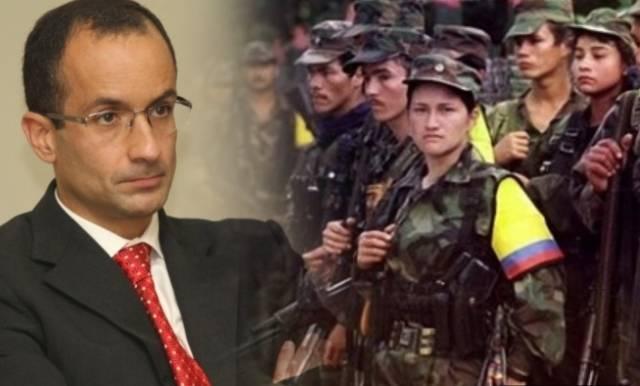 Odebrecht nega ter subornado a guerrilha das Farc