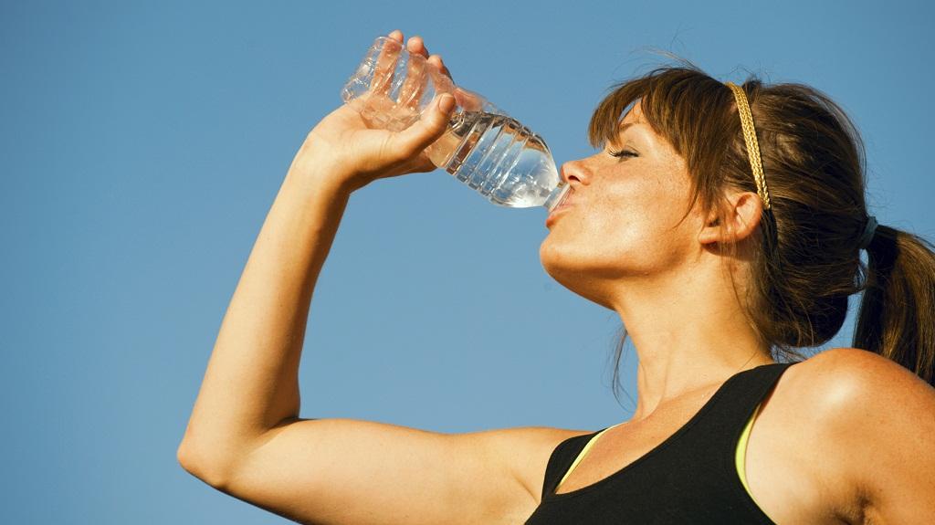 Seu corpo pede água