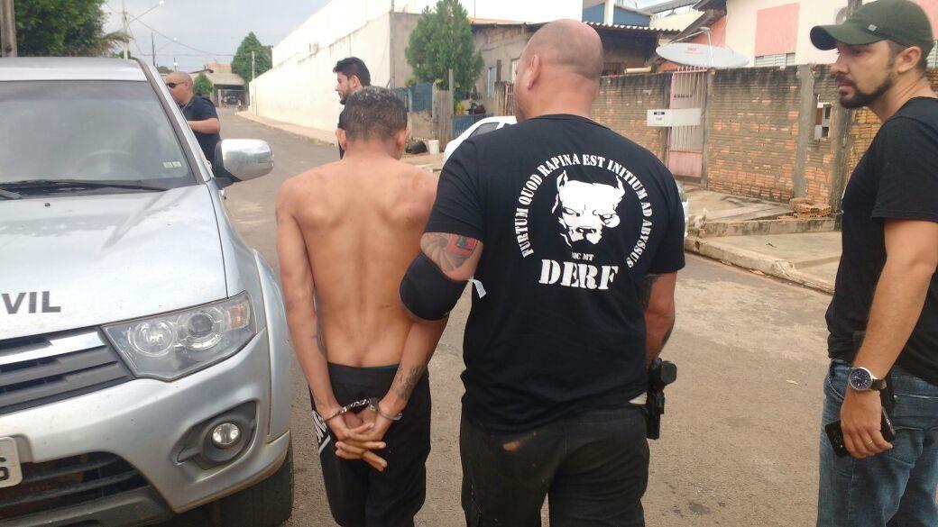 Polícia Civil cumpre 31 mandados em operação de combate ao tráfico