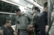O polêmico 'banco com pênis' do metrô da Cidade do México