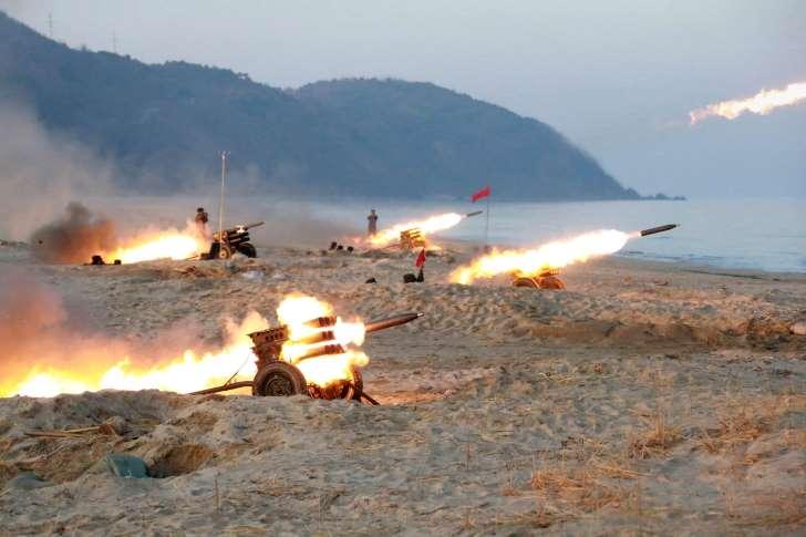 Guerra termonuclear pode começar a qualquer hora, diz Coreia do Norte