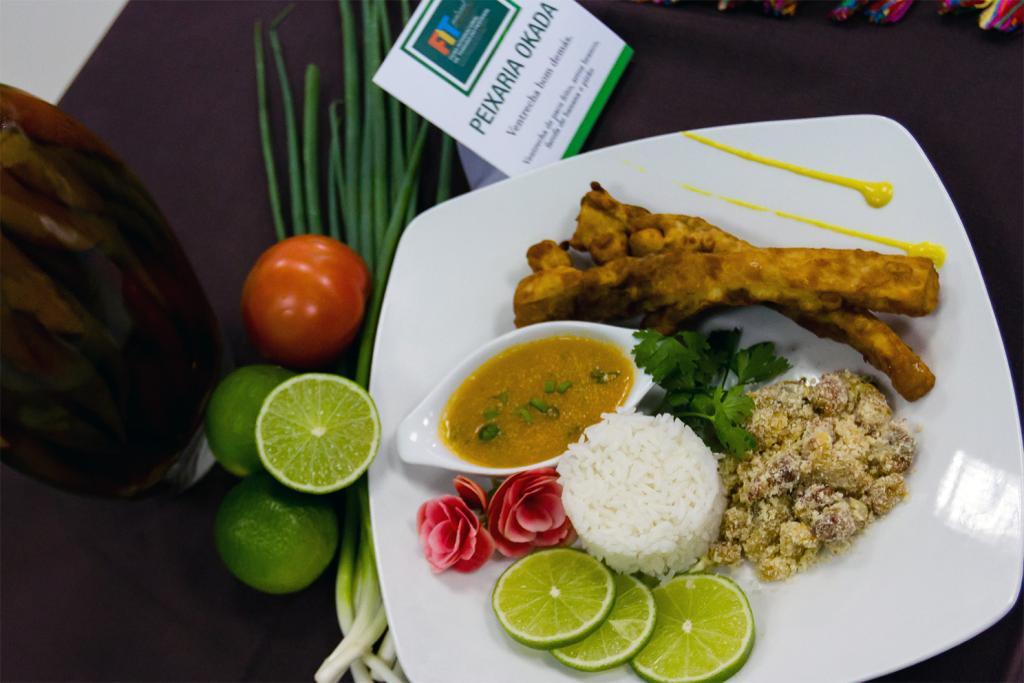 FIT Pantanal 2017 terá sushi de jacaré e quibe suíno