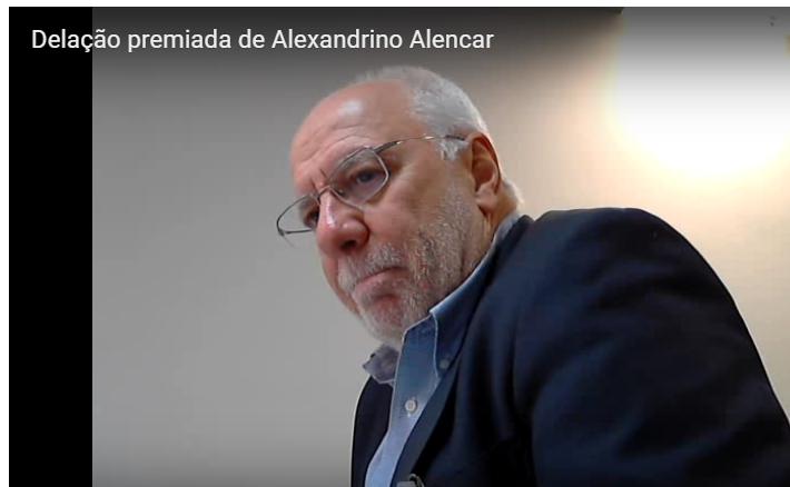 Veja o vídeo > Delação do fim do mundo : filho de Lula recebeu favores da Odebrecht, diz ex-diretor