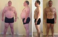 Saiba como esse homem conseguiu emagrecer 60 kg