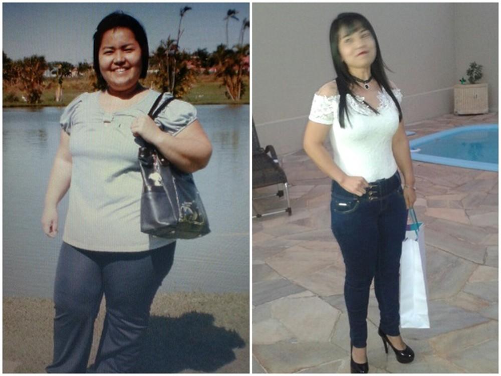 Gerente de academia perde 52 quilos depois de não se reconhecer em fotografia
