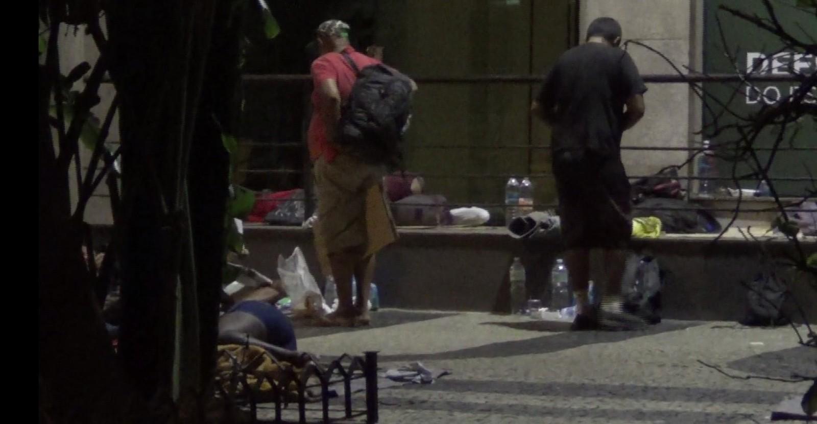 Número de moradores de rua com curso superior cresce 75% em 1 ano
