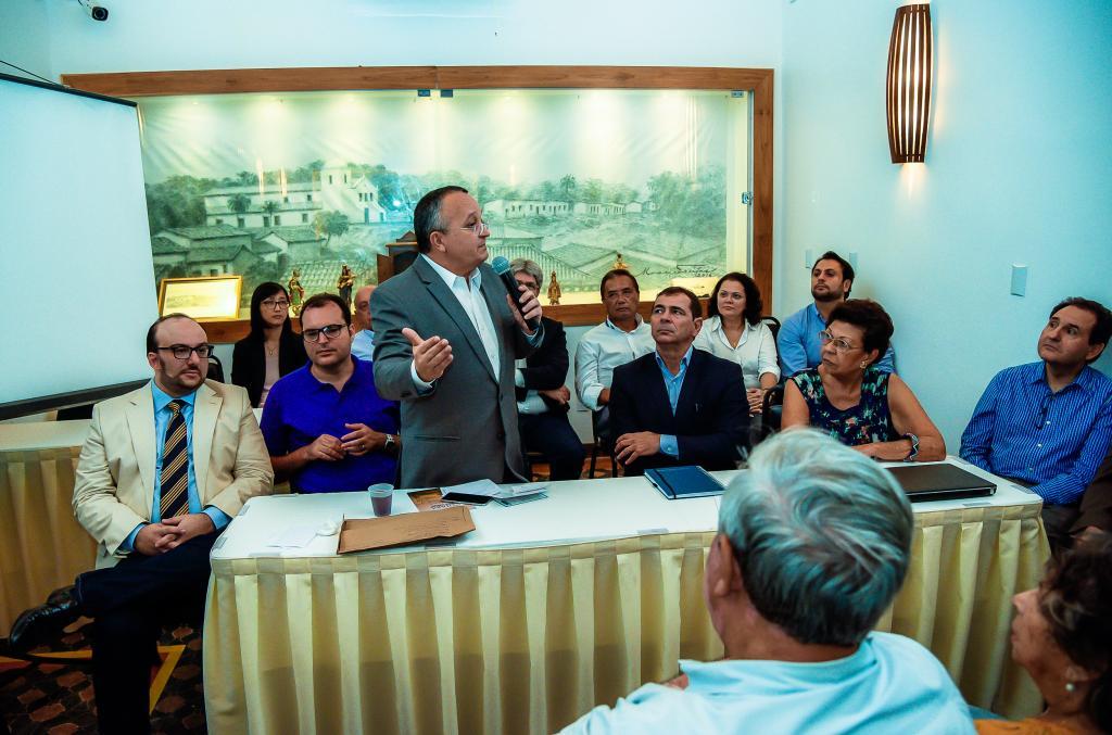 Governador apresenta ações de revitalização do centro histórico de Cuiabá