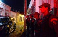 Operação Bairro Seguro percorre pontos sensíveis do Centro Histórico de Cuiabá