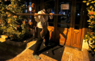 Mascarados vandalizam bairro nobre e assustam moradores