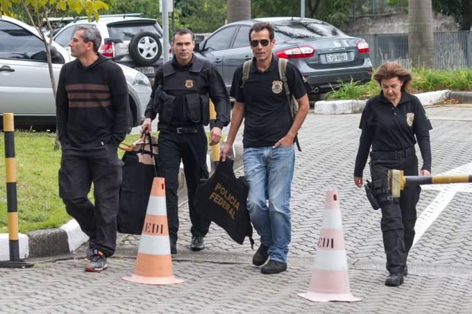 Irmão de Silvio Santos é alvo da Operação Conclave