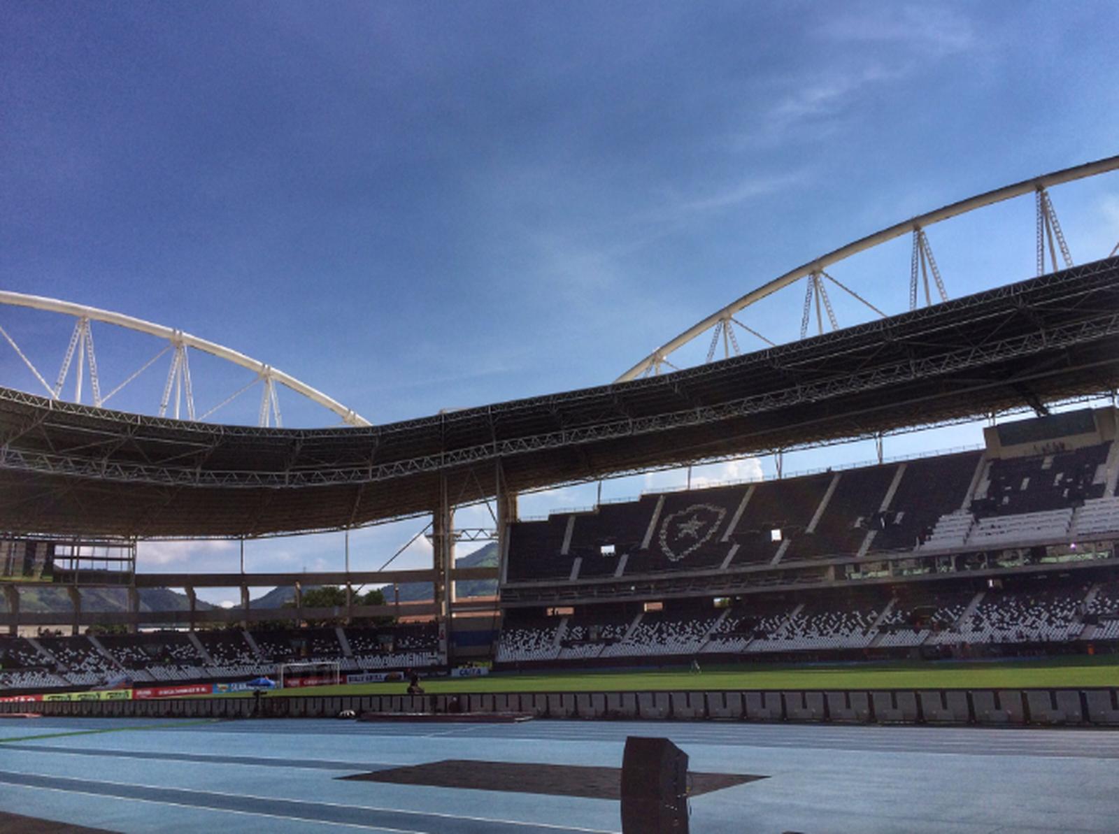 Botafogo e Vasco abrem mão do Maracanã e decidem Taça Rio no Nilton Santos