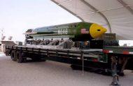 Em ataque no Afeganistão, EUA usam pela 1ª vez 'maior bomba não-nuclear'
