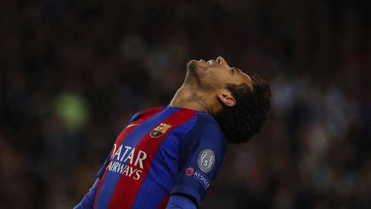 Neymar, do céu ao inferno em seis semanas