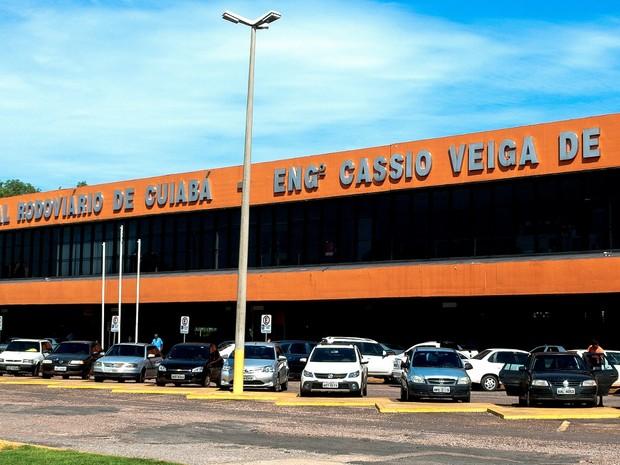 Estacionamento em rodoviária de Cuiabá deverá ser pago, diz Ager