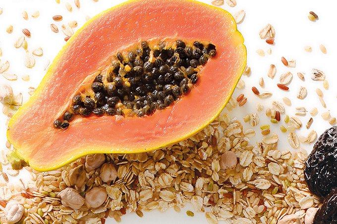 Alimentos ricos em fibras combatem a gota