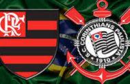 Corinthians diminui vantagem do Flamengo em nº de torcedores