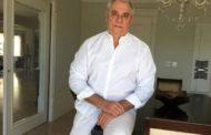 Em tratamento, Marcelo Rezende faz retiro espiritual