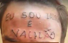 Jovem que teve testa tatuada é preso novamente na Grande São Paulo
