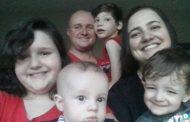 O relato de uma família que adotou uma criança com microcefalia
