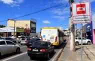 Motorista que invadir faixa exclusiva será multado a partir de julho