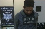 Suspeito de assalto a banco é preso ao desembarcar em aeroporto com maleta que bloqueia alarme