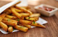 Batata frita dobra o risco de morrer