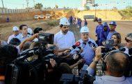 Taques diz que trincheira e duplicações vão desafogar trânsito em Cuiabá