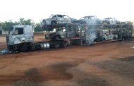 Carros a serviço do Ibama são queimados no sudeste do Pará