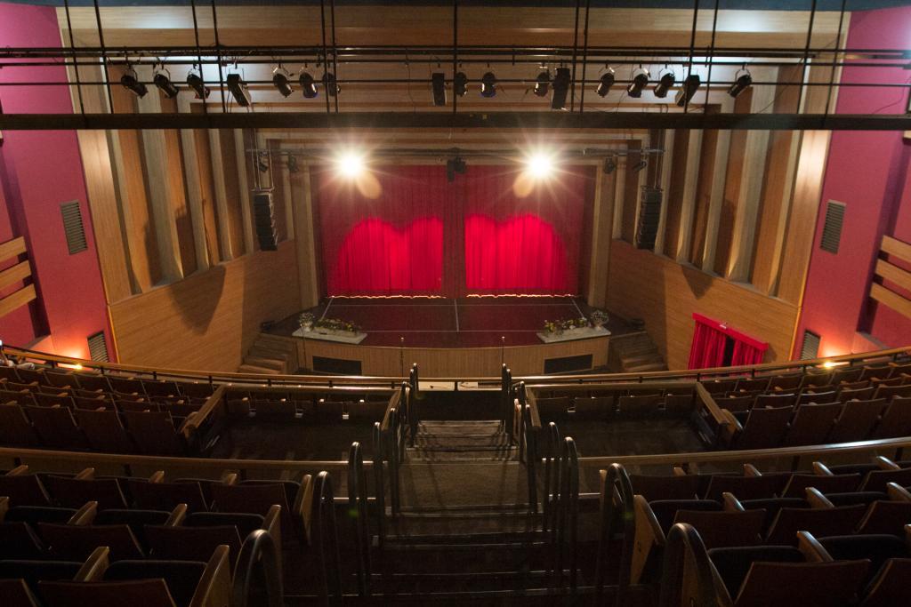 Cine Teatro Cuiabá - Interior