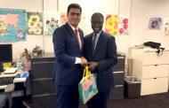 Emanuel estreita parceria com a ONU para divulgar o turismo e a cultura da Capital