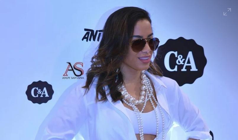 Anitta lança 'Will see you', bossa nova em inglês, e diz ter sete parcerias preparadas até 2018