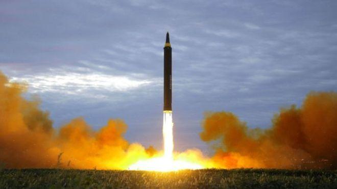 As três opções militares dos Estados Unidos contra a Coreia do Norte