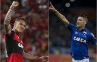 Com 'coração', Cruzeiro e Flamengo fazem final da Copa do Brasil