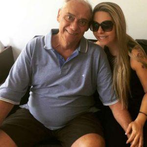 Namorada de Marcelo Rezend, Luciana Lacerda nega testamento de jornalista - Foto Reprodução Instagram