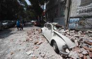 Novo terremoto no México deixa mais de 100 mortos no aniversário do devastador tremor de 1985