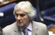 Cassado pelo Senado, Delcídio diz que foi 'boi de piranha'