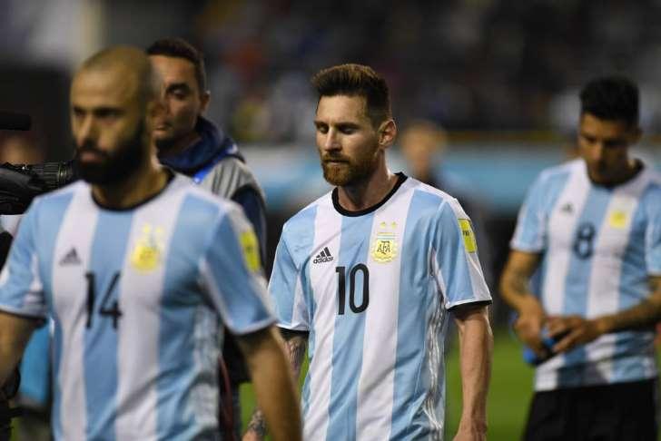 Jornais destacam situação desesperadora da Argentina nas Eliminatórias