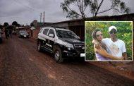 Homem que assassinou ex-mulher bate moto em caminhão e morre