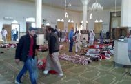 Ataque contra mesquita no Egito deixa pelo menos 184 mortos