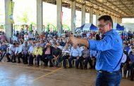 Botelho destaca investimentos à Agricultura Familiar