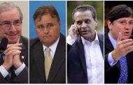 Fachin manda a Moro denúncia contra Cunha, Geddel, Alves e Loures por organização criminosa
